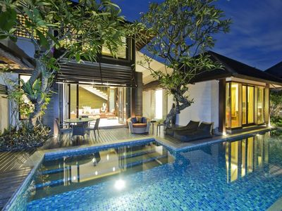 Photo for Peaceful 2 Bedroom Villa at Seminyak