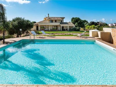 Photo for Wonderful Villa Enea to rent in Marsala (Sicily) by My Rental Homes