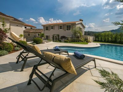 Photo for Holiday house Pican for 10 persons with 5 bedrooms - Villa