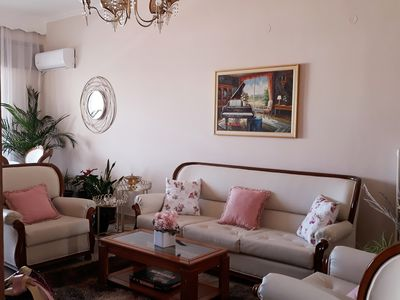 Photo for Central chic apartmet next to the Old Tow, 10min from the beach!