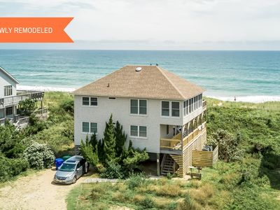 Photo for D4308. 4 BR Duck Oceanfront w/Breathtaking Views!!!