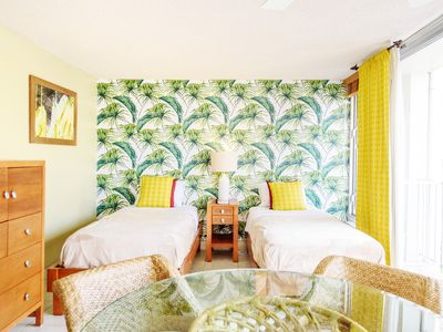 Best Value, Renovated Cool Studio Vacation Rental in Pacific Monarch (PM5)