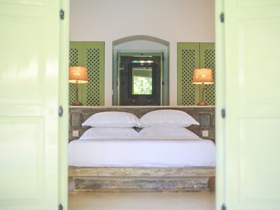 Photo for Charming Honey Moon Suite in Villas Gabrielle, sleeping 2