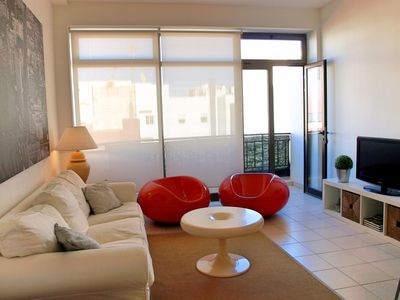 Photo for Nice apartment in a good location, near the beach!