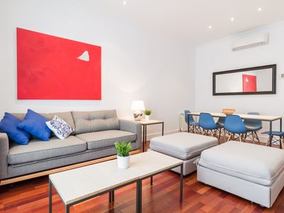 Photo for La Latina X - Apartment for 6 people in Madrid