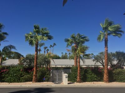Photo for Mid-Century Modern Soul, Lux Euro Sleek Style. El Paseo - South Palm Desert