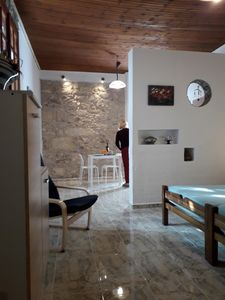 Photo for studio in the center of kissamos, next to the museum 200m from the bea