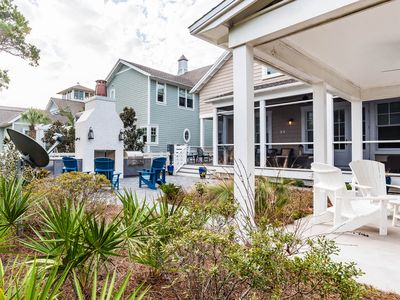 Photo for Executive Access Home! Watersound Beach Club Access! Across from Kids Park!