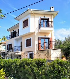 Photo for Pelion-Seaside Luxury House with parking