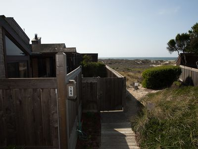 Photo for Monterey Dunes Beachfront, sandy beach, barefoot with your family...Book now without waiting!