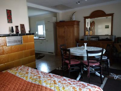 Photo for Cozy apartment for up to 5 people, kitchen, bathroom, forest, terraces