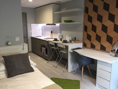 Photo for Modern Studio Apartment in City Centre 211