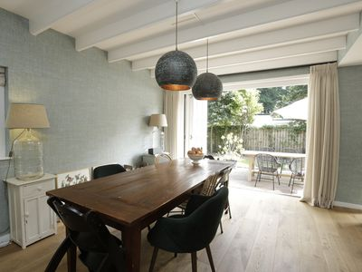Photo for Beautiful and big family house near Amsterdam and 5 minutes from the beach
