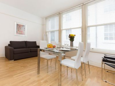 Photo for LOVELY 1BR IN CENTRAL LONDON - ST PAUL'S & HOLBORN