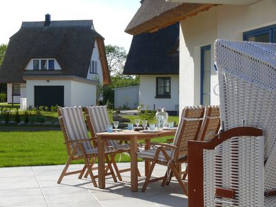 Photo for Rügen Flair meets Thatched Charme. Summer house feeling pure in the new thatched cottage