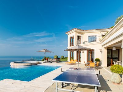 Photo for New 8 bedroom Mega Mansion 15 minutes from Monaco