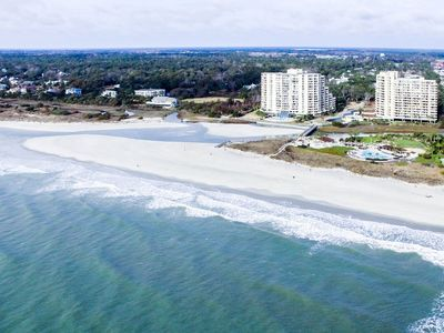 Photo for 3BR/3BA Oceanfront 7th Floor-ALL NEW FOR 2020!
