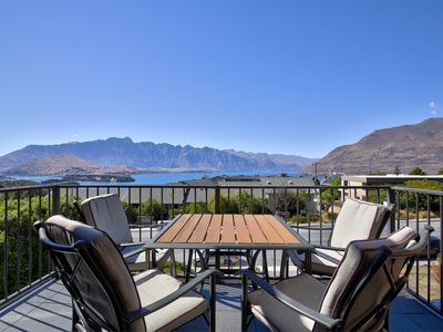 Photo for Convenient Location   Mountain and Lake Vistas   Comfortable and Modern