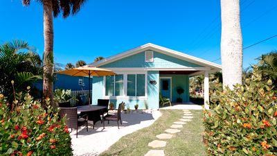 Photo for No Streets to Cross to Anna Maria Beaches-Newly Remodeled 3 Bed/2 Bath Cottage