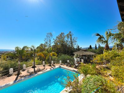 Photo for Amazing Andalucian style Villa with private pool and terrace - Ingrid Canovas