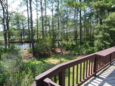 Photo for S436T: Mini-Weeks Y/R! 2BR South Bethany home on the canal!