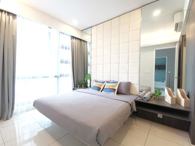 Photo for 【Bukit Bintang】 2 Bedroom Luxury Home - B
