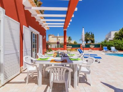 Photo for Vacation home Casa das Areias in Porches - 8 persons, 4 bedrooms