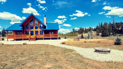 Photo for BRAND NEW BUILD/SERENE MEADOW/SISTER CABIN OF HARMONY MEADOW @ DUCKCREEK VILLAGE