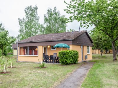 Photo for Bungalow in the holiday park Landal Warsberg - Indoor swimming pool with paddling pool and water attractions