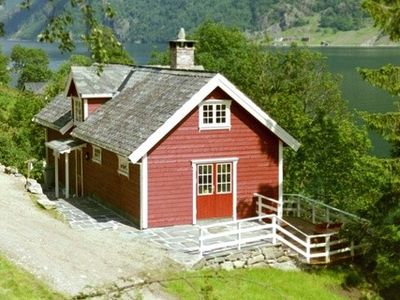 Photo for High standard cottage on the fjord