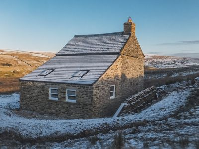 Photo for Romantic Off-grid retreat in North Pennines AONB