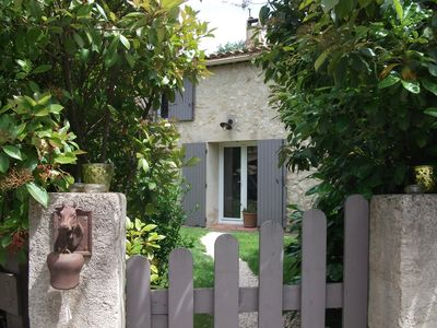 Photo for Stone house in Provence