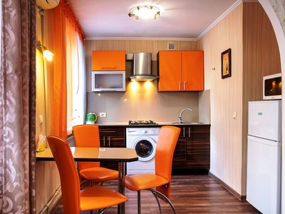 Photo for Bright apartment in the center of Kherso