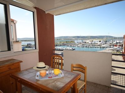 Photo for T2 apartment for 4 people with terrace !! in a secured residence located in ...