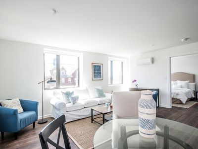 Photo for 540 Sq Ft. Mission Hill Apartment, 5 Minute Walk to Mission Park Green Line