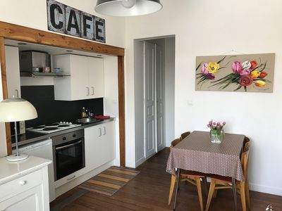 Photo for 1BR Apartment Vacation Rental in Le Crotoy, Hautes-De-France