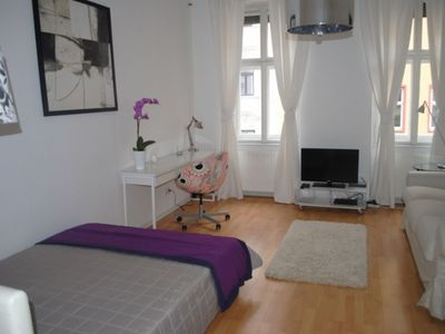 Photo for Canisiusgasse apartment in 09. Alsergrund with WiFi.