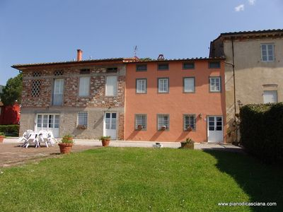 Photo for FIENILE - rural house in the Lucca countryside - Kids friendly - Green holidays