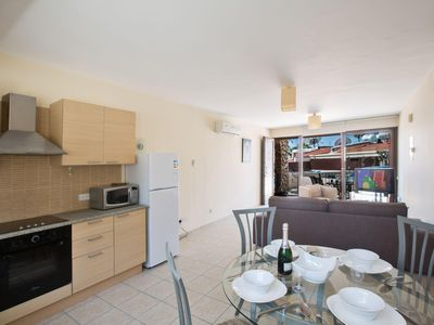 Photo for 1BR Apartment Vacation Rental in Ayia Napa