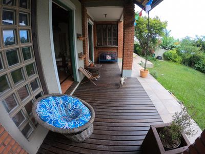 Photo for House with spectacular views in Novo Campeche