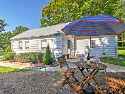 Photo for Quaint Gettysburg Cottage w/ Patio Near Wineries!