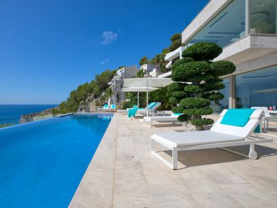 Photo for Vacation home Emma on the Roc in Jávea/Xàbia - 8 persons, 4 bedrooms