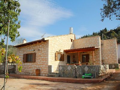 Photo for Wonderful private villa with A/C, WIFI, TV and parking
