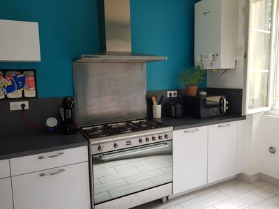 Photo for Large apartment 67 m2 near the city center.