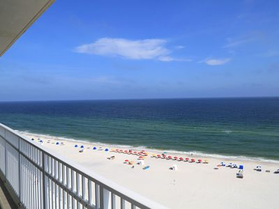 Photo for Beach FRONT Wrap-around Balcony, Elegant Shoalwater 1106 Luxury, Optimal Views, Pools, Free WiFi