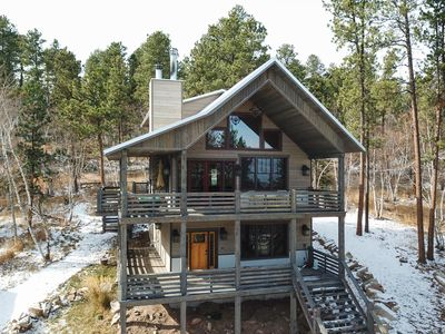 Ultimate 4BR w/ Hot Tub, Access to Heated Pool, and Amazing Double Deck!