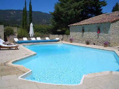 """Photo for Cucuron - """"A Good Year"""" -  heated pool"""