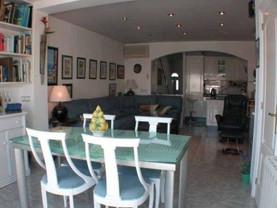 Photo for house Empuriabrava luxury in the heart of the port and 2 steps from the beach