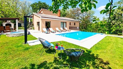 Photo for Villa with private pool and charming garden