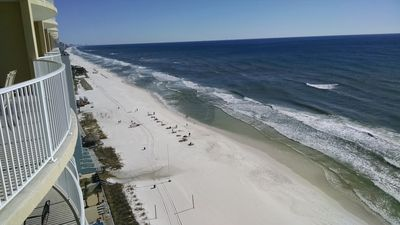 Photo for Ocean Front - Breathtaking Views!! Two FREE Beach Chairs Included in 2019!!!